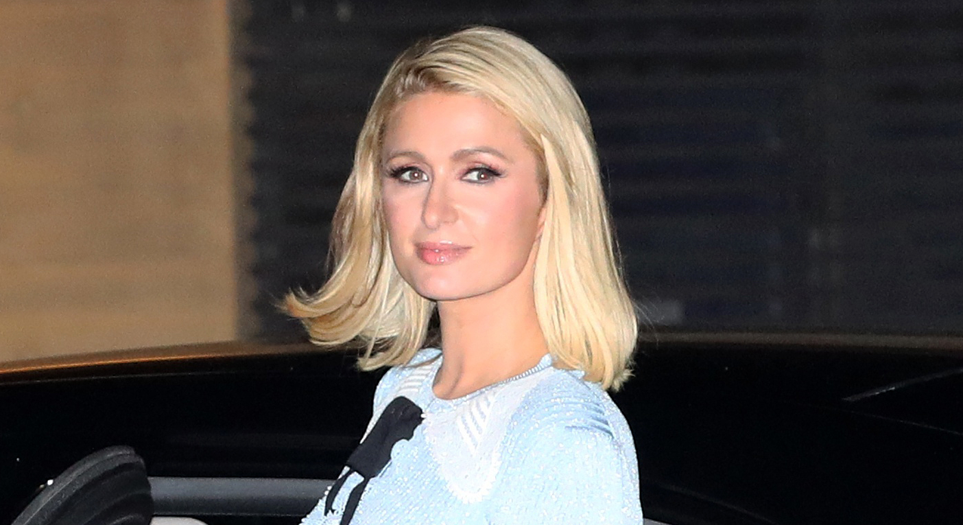 Paris Hilton reveals her 'dream' is to raise a son and daughter as she undergoes IVF