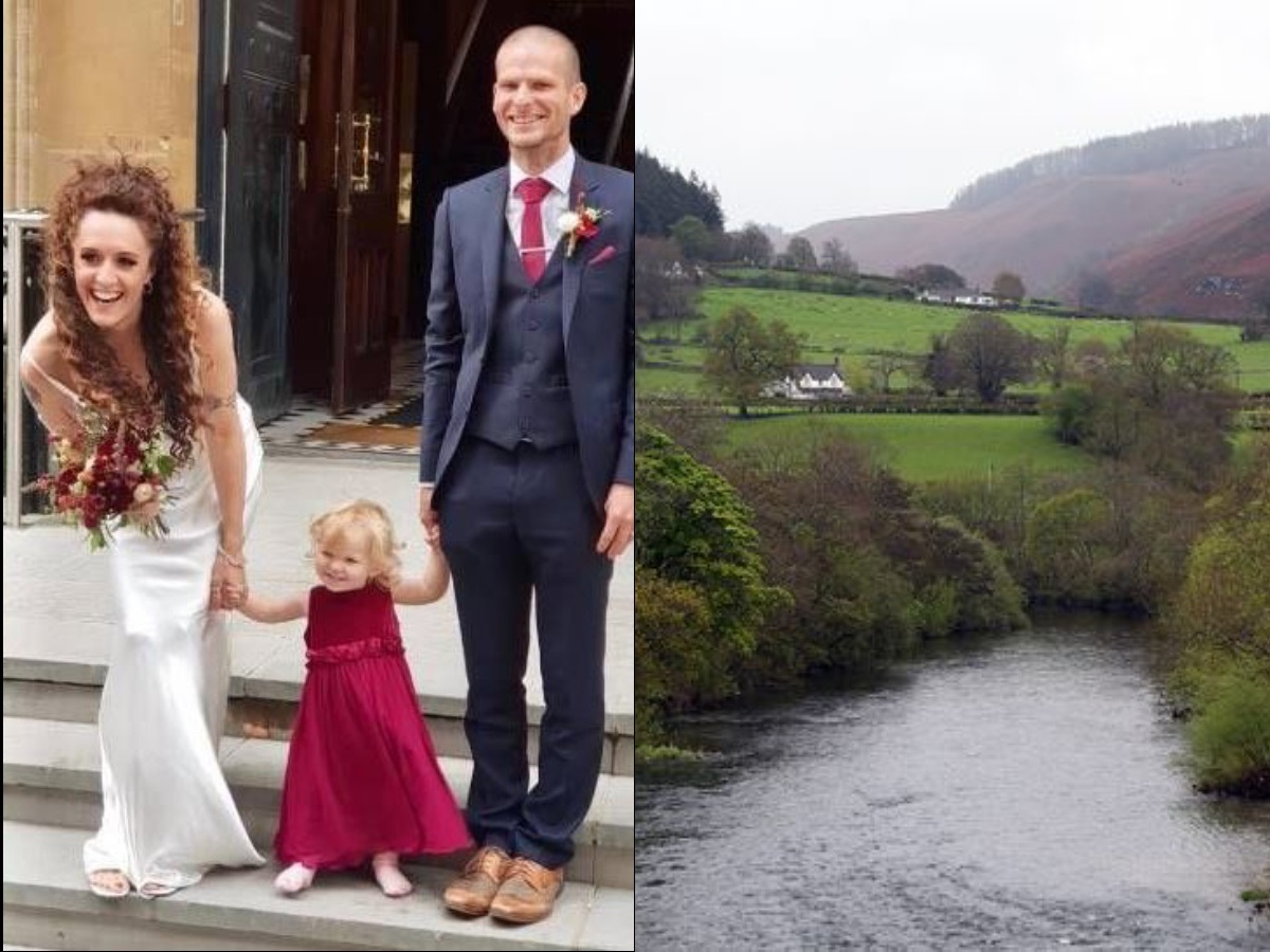 Mum hit by 'careering' car at festival as two-year-old daughter thrown to safety by father