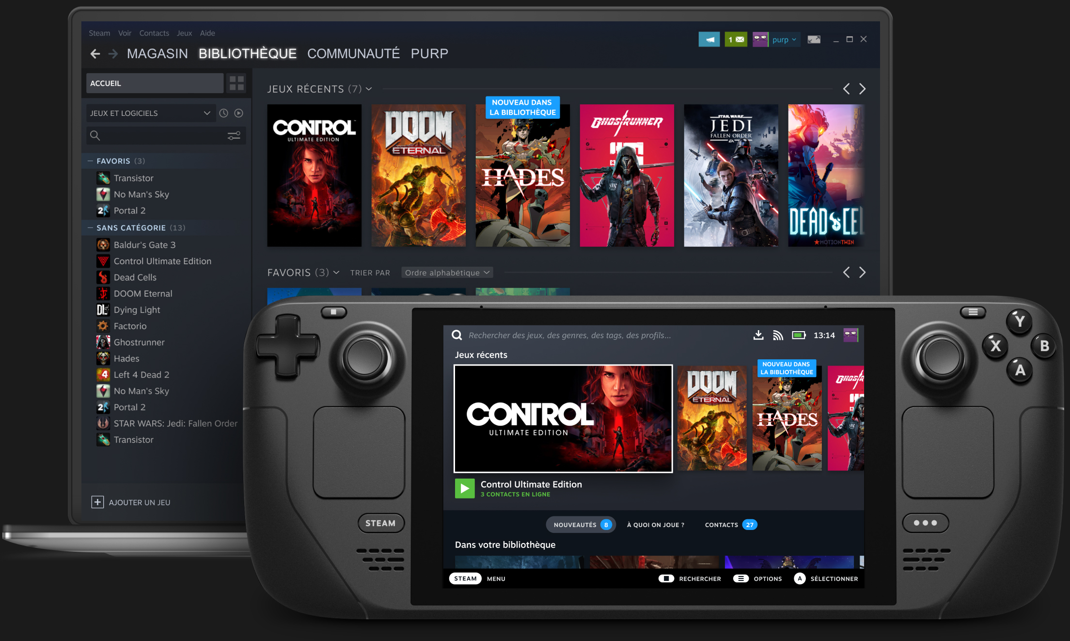 Valve will replace Big Picture mode with the new Steam Deck UI | Engadget