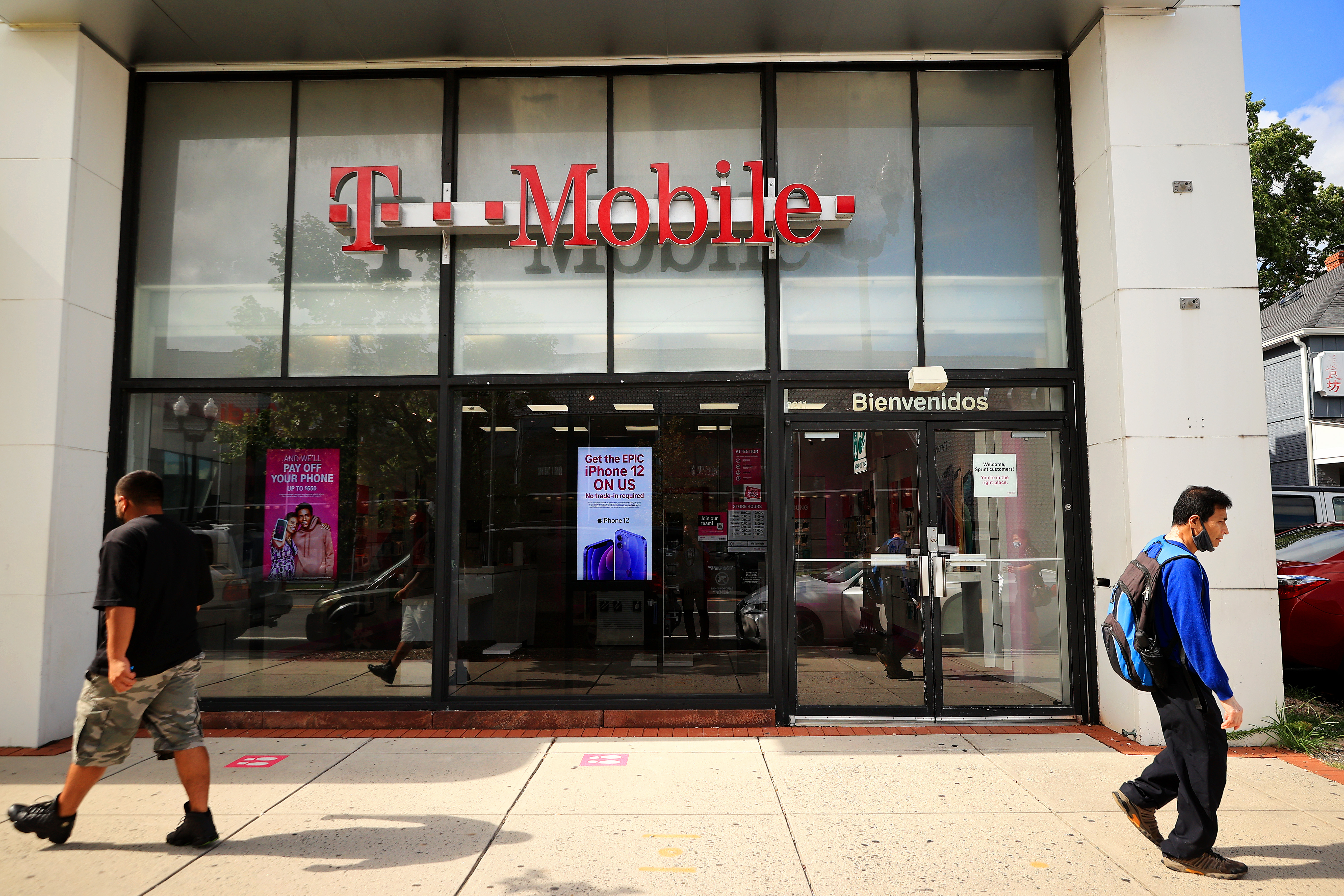 T-Mobile hacker says the carrier's security is 'awful'