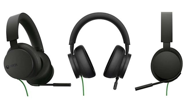 Xbox 立體聲耳機