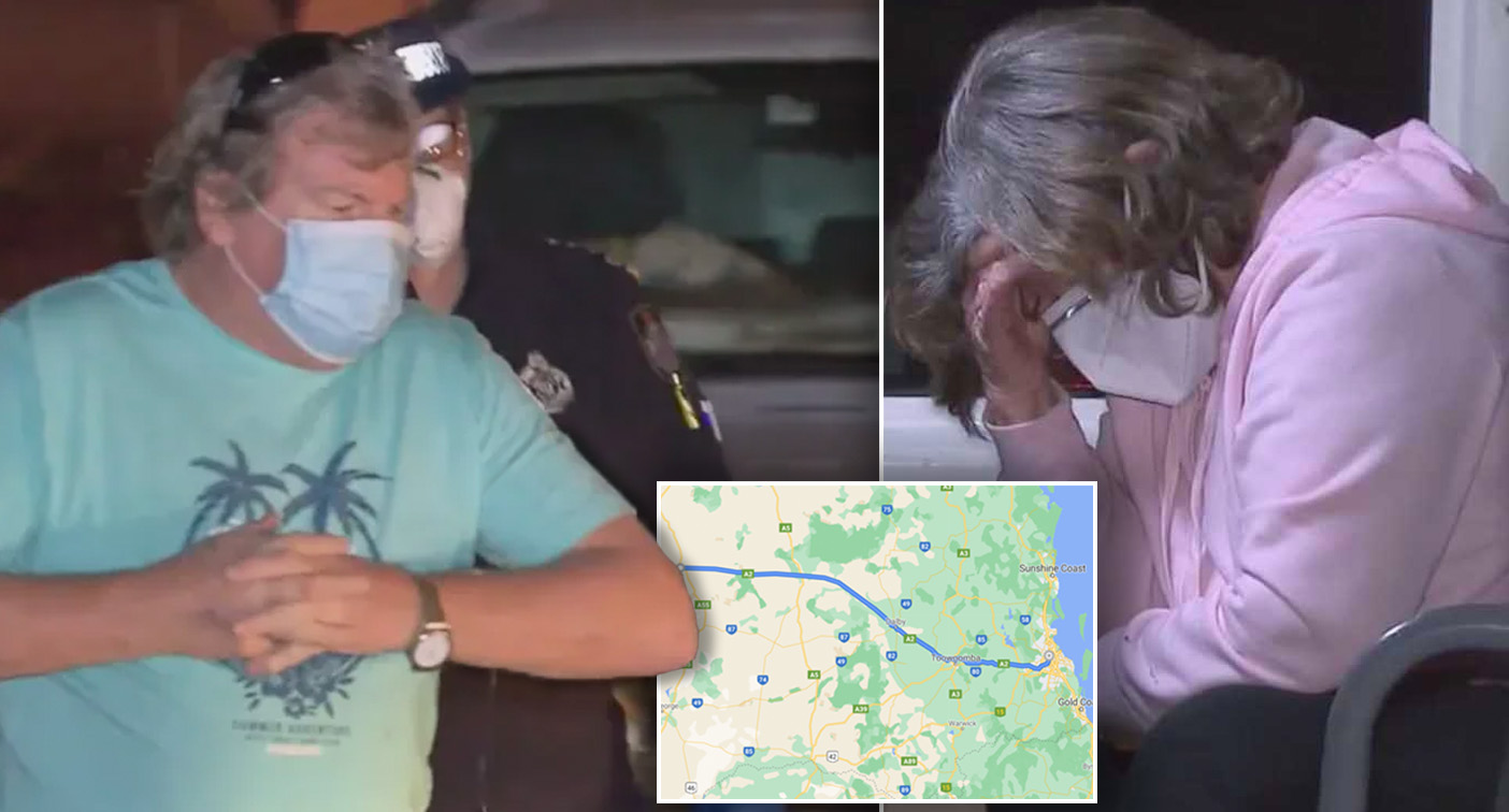 'You can't get out': Couple's nightmare quarantine after 500km drive