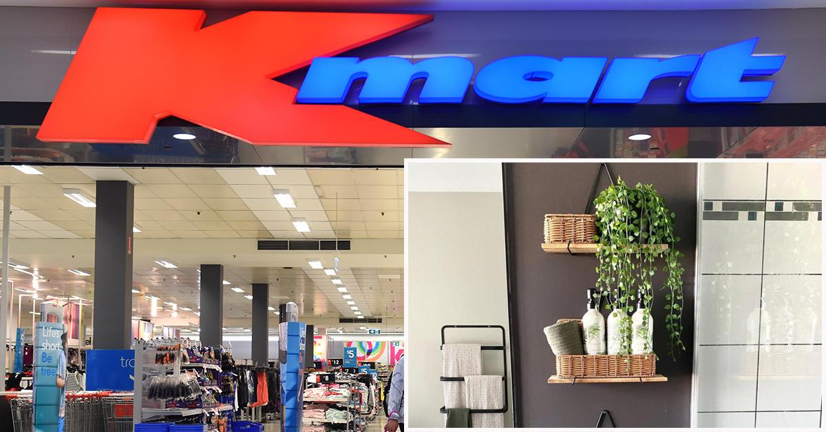 Kmart $3 hack transforms bathroom space: 'Very spa-like'