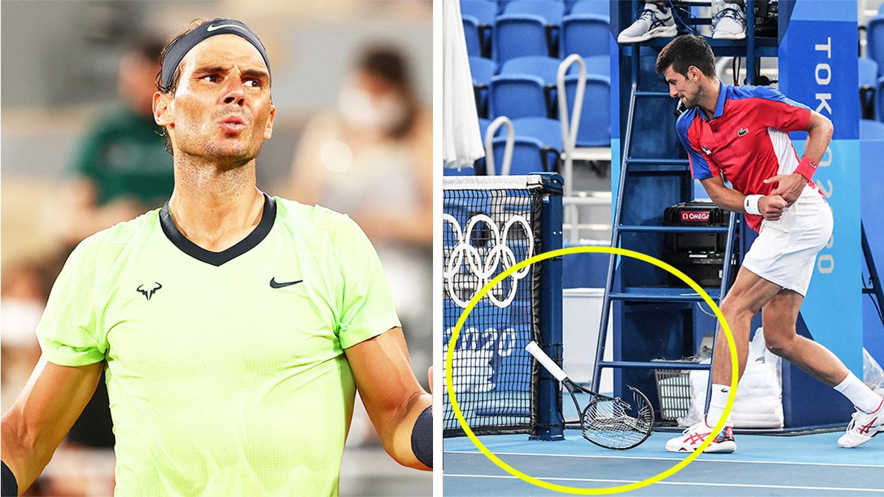 Rafa Nadal takes swipe at Novak Djokovic after Olympics flop