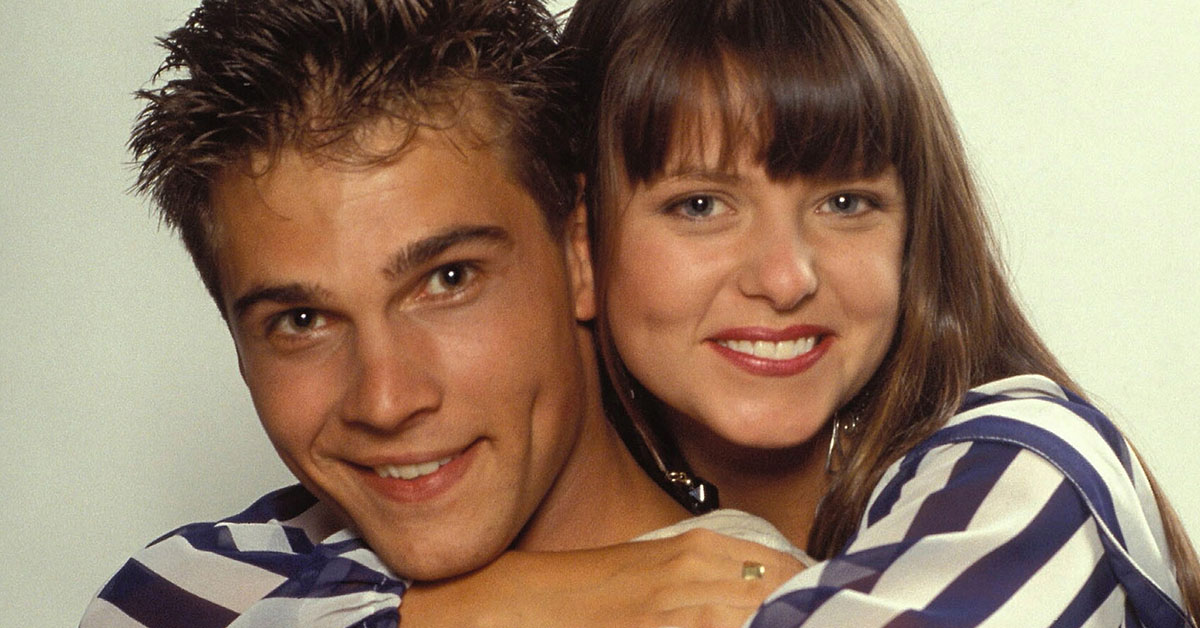 Former Home and Away star on the curse of starring on the soap