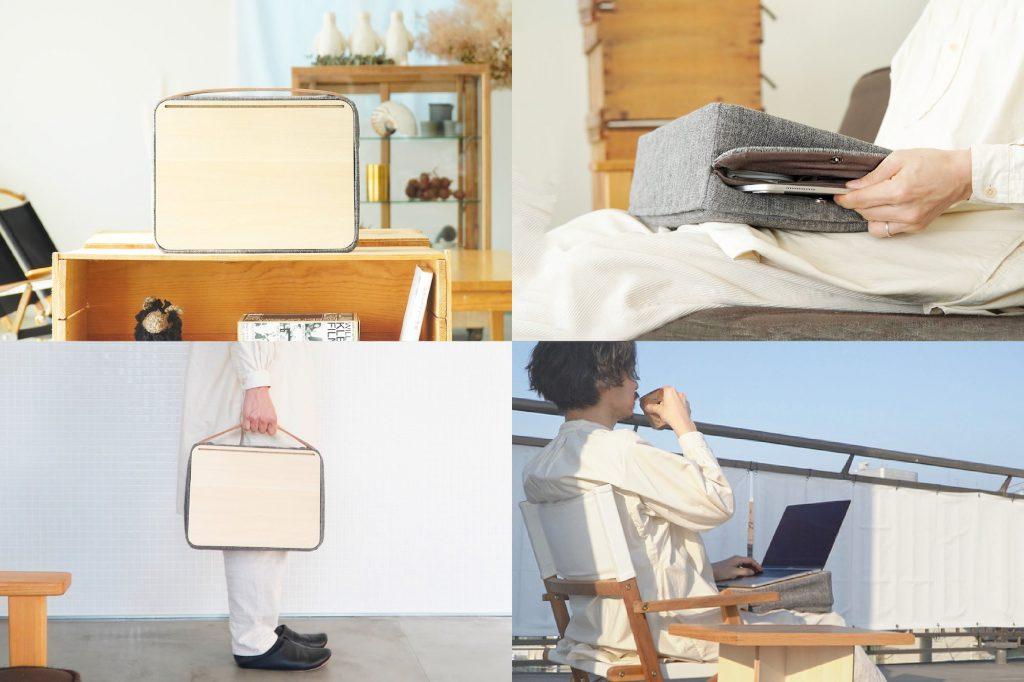 Desk Anywhere