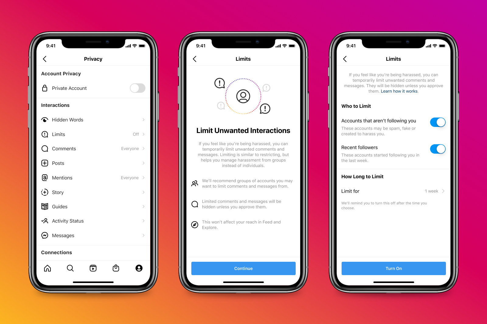 Instagram's new anti-hate feature lets you limit comments and requests on popular posts