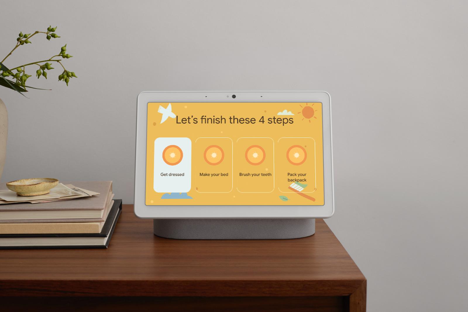 Google Asistan'ın okul çocukları için bir sabah rutini var | Engadget
