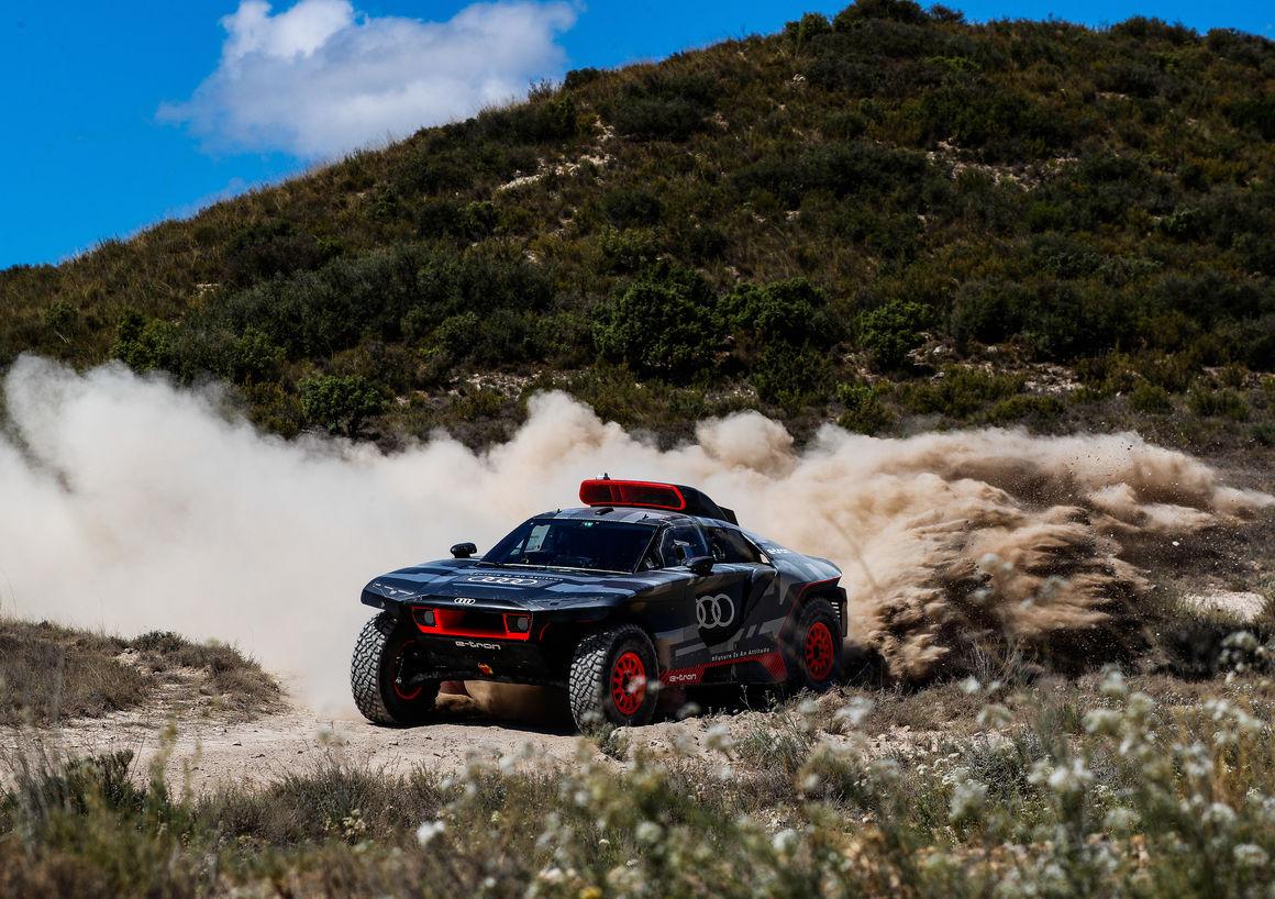 Audi Communications Motorsport / Michael Kunkel