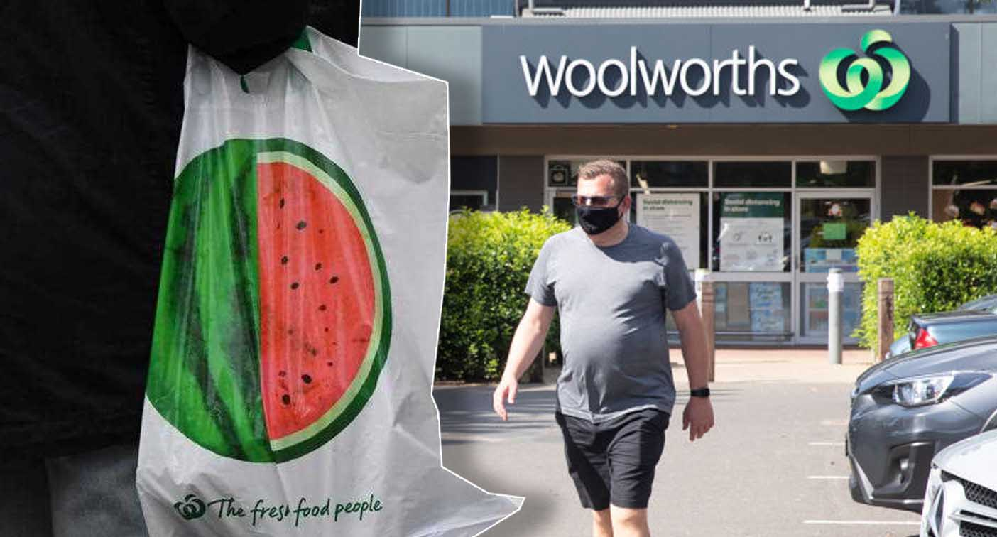 Woolworths shoppers upset at 'cruel' change to stores in lockdown