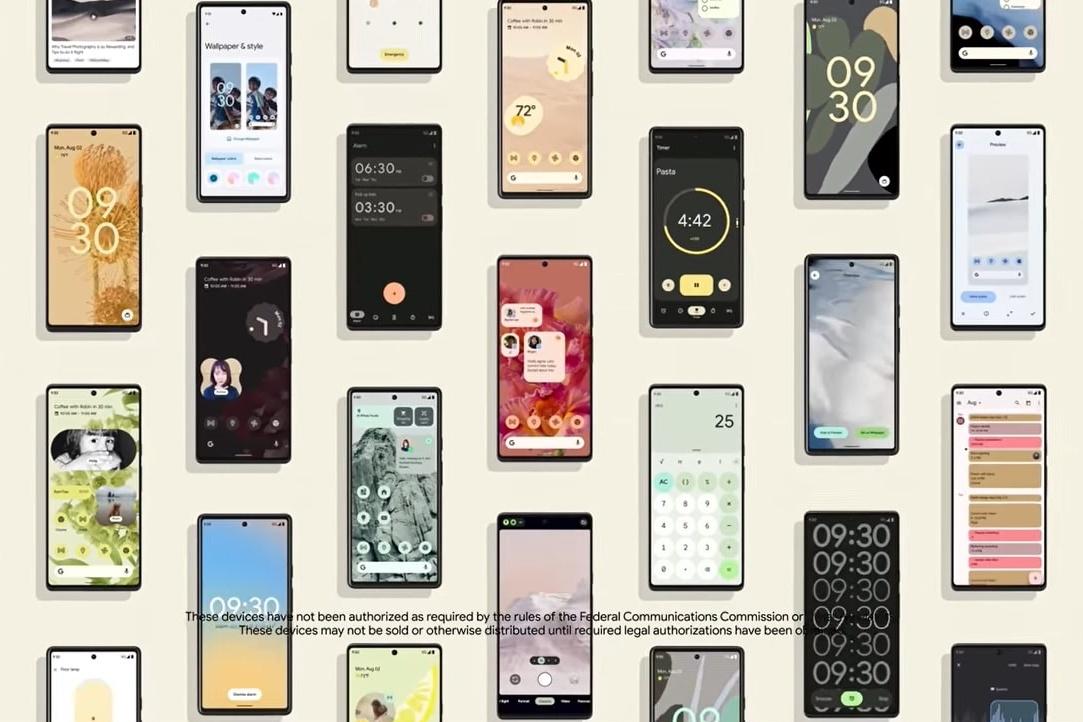 Pixel 6 Masahiro Sano