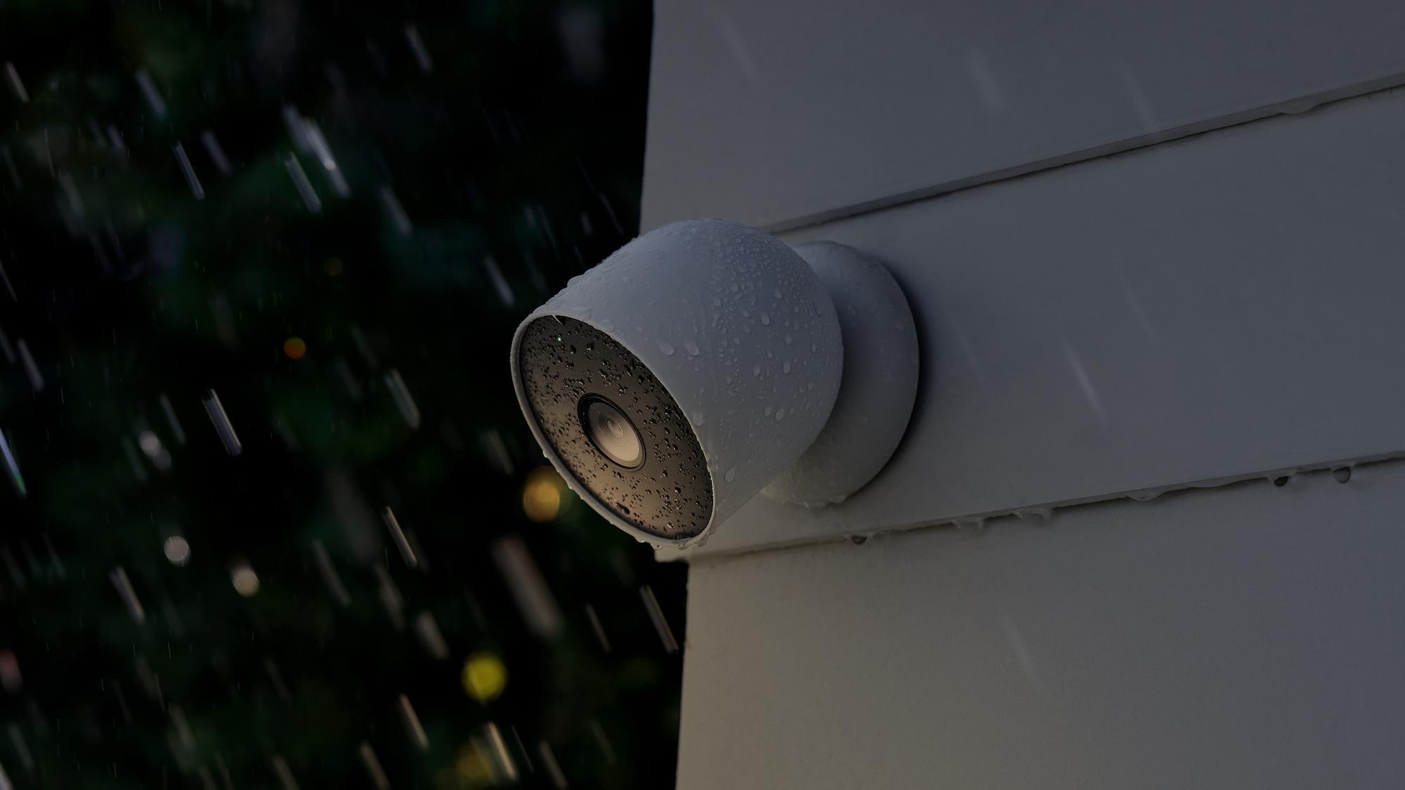 Battery-powered Google Nest Cam