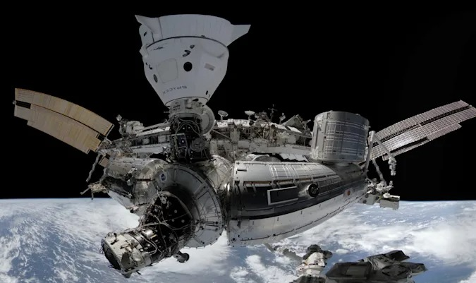 Felix & Paul Studios/Time Studios/NASA