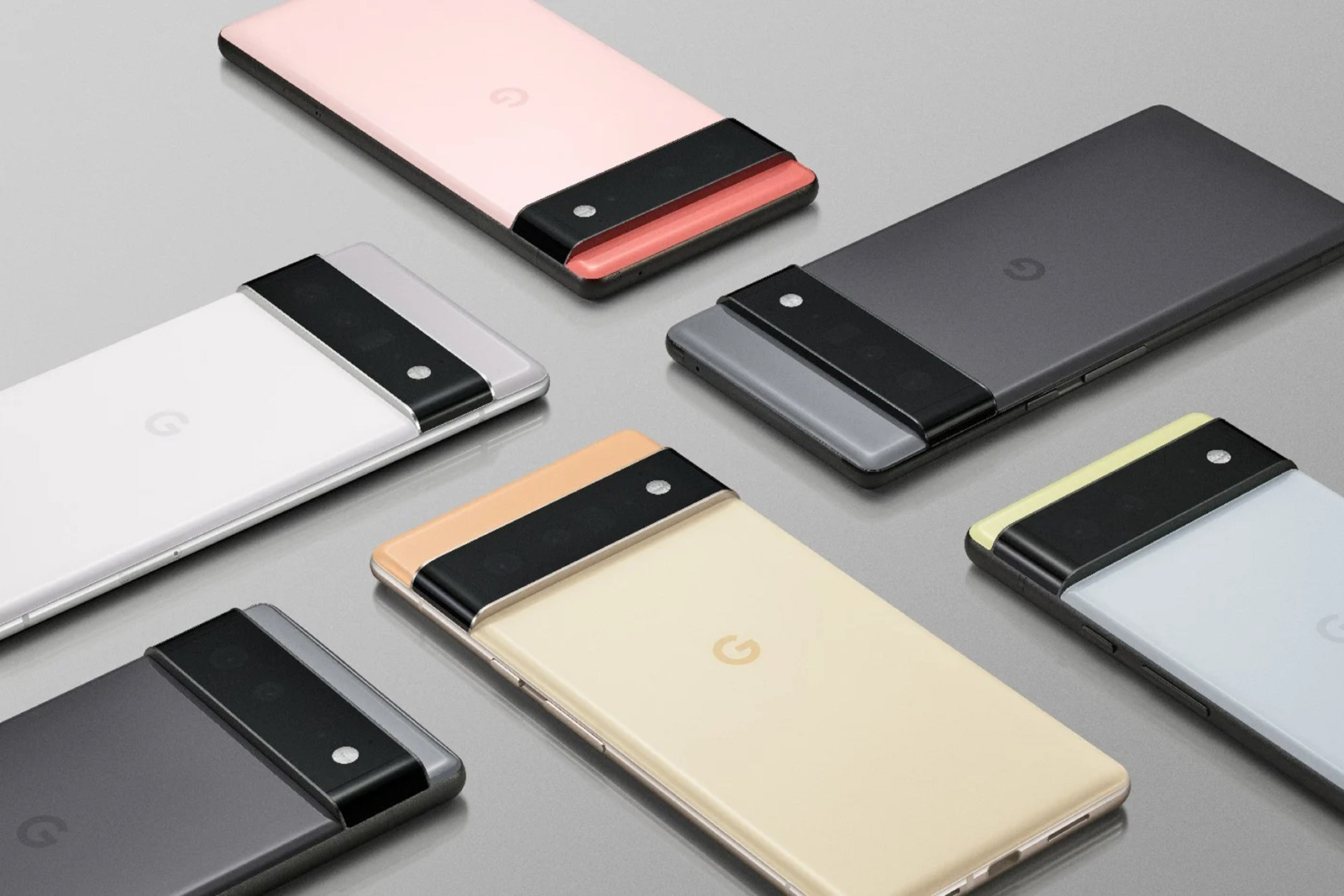 Watch Google's Pixel 6 event with us here at 1PM ET