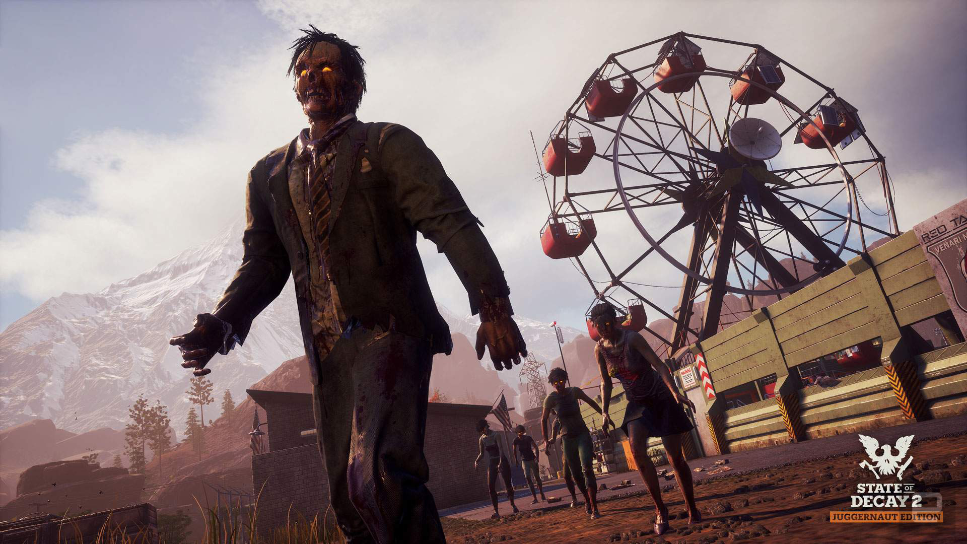 State of Decay 2 Homecoming