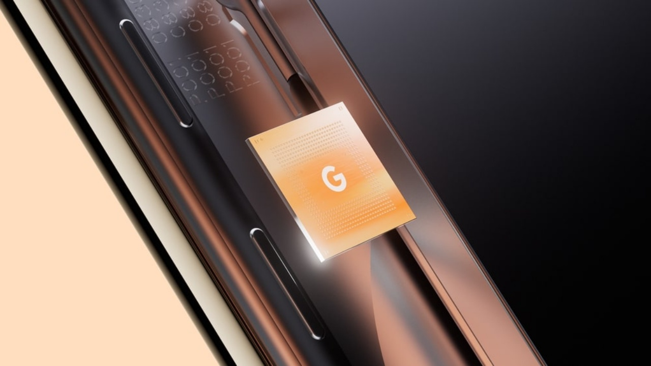 """It can be said that the biggest feature of the Pixel 6 series is that it is equipped with the chipset """"Tensor"""" originally developed by Google, not the ready-made chipset."""