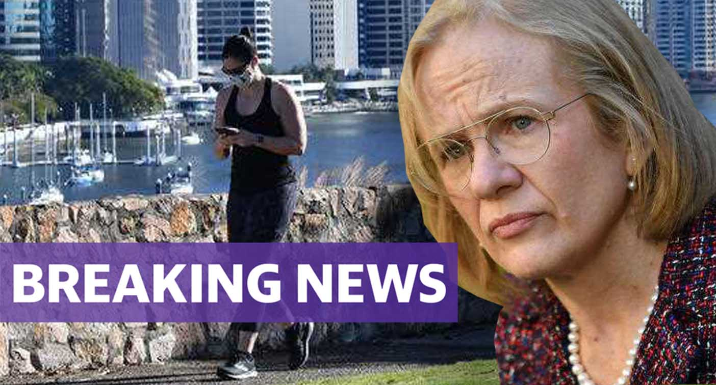 'Not there yet': New Covid cases as Queensland lockdown decision looms