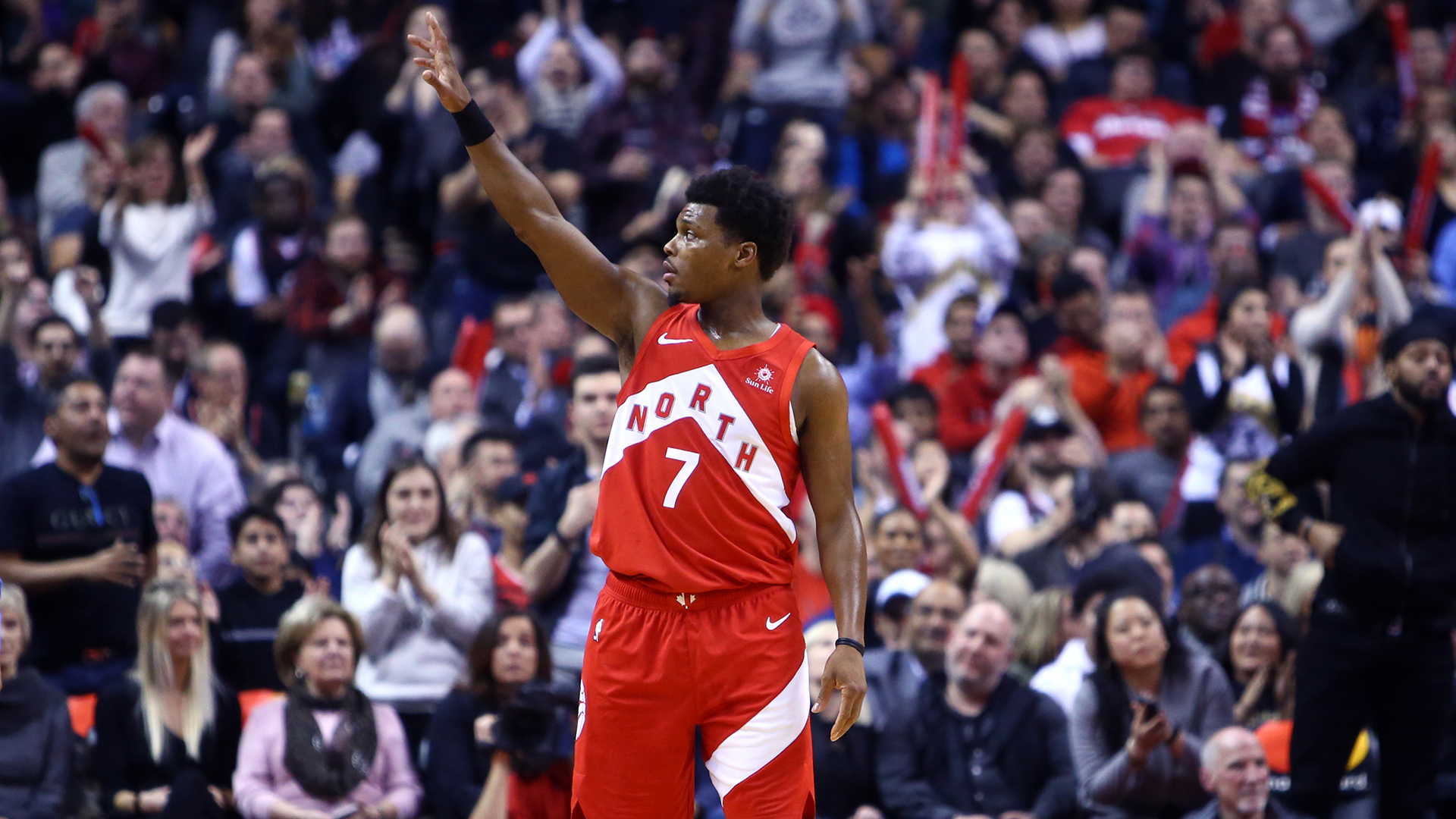 Raptors fans flood social media to thank Kyle Lowry, wish him well in Miami