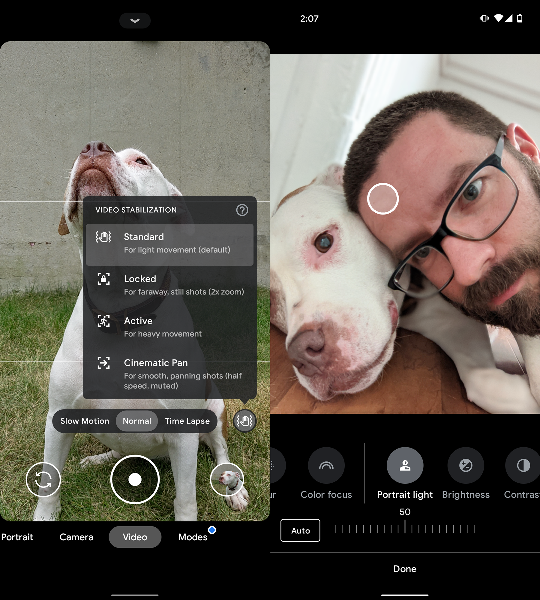 Pixel 5a Camera features