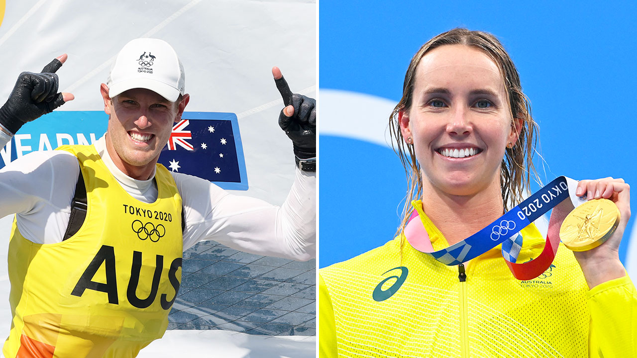 'Historic day': Aussies fans erupt after 125-year Olympic first