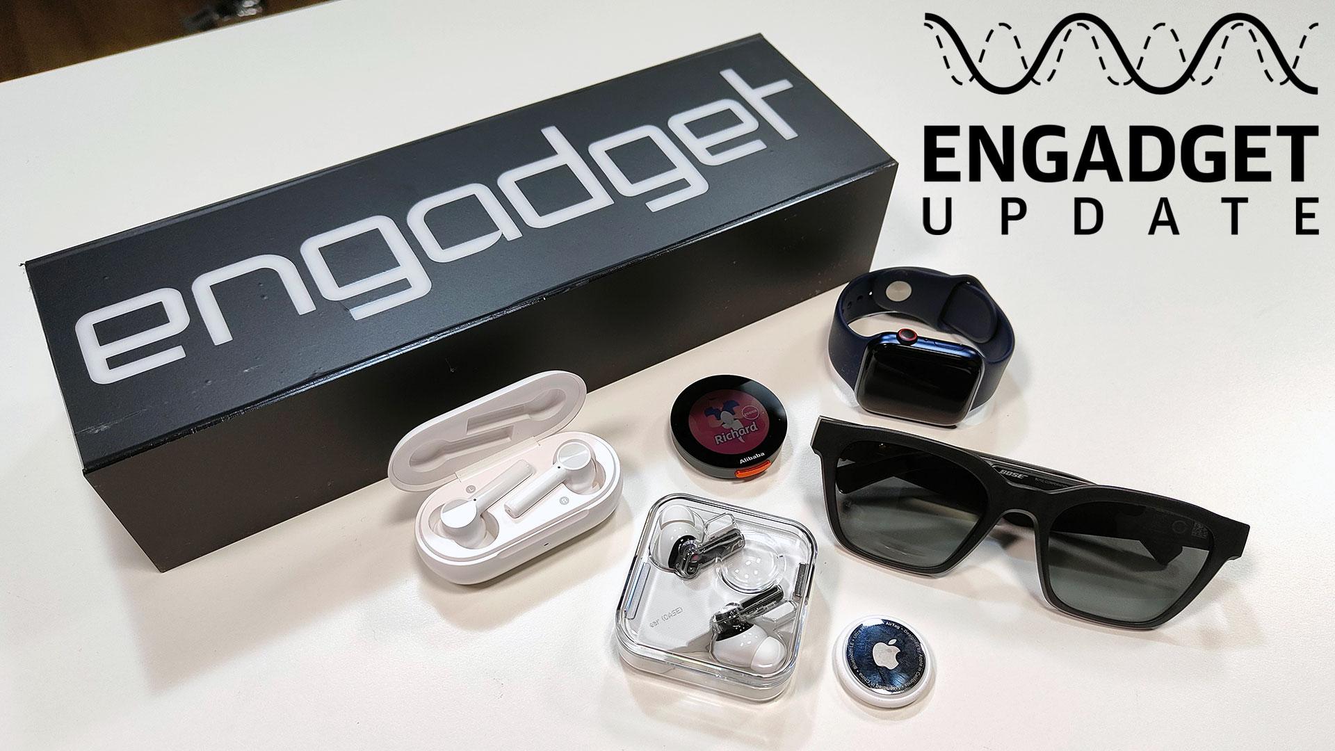 Engadget Update EP110:生化人是你?來數數我們身上有多少穿戴式裝置