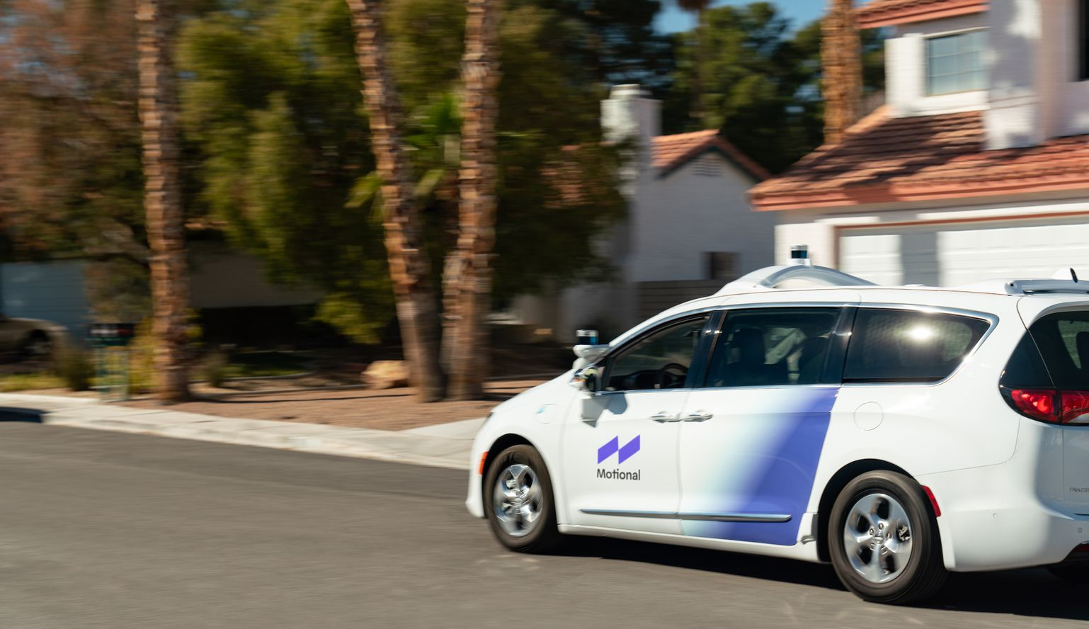 Hyundai's Motional will start testing its robotaxi in Los Angeles this month