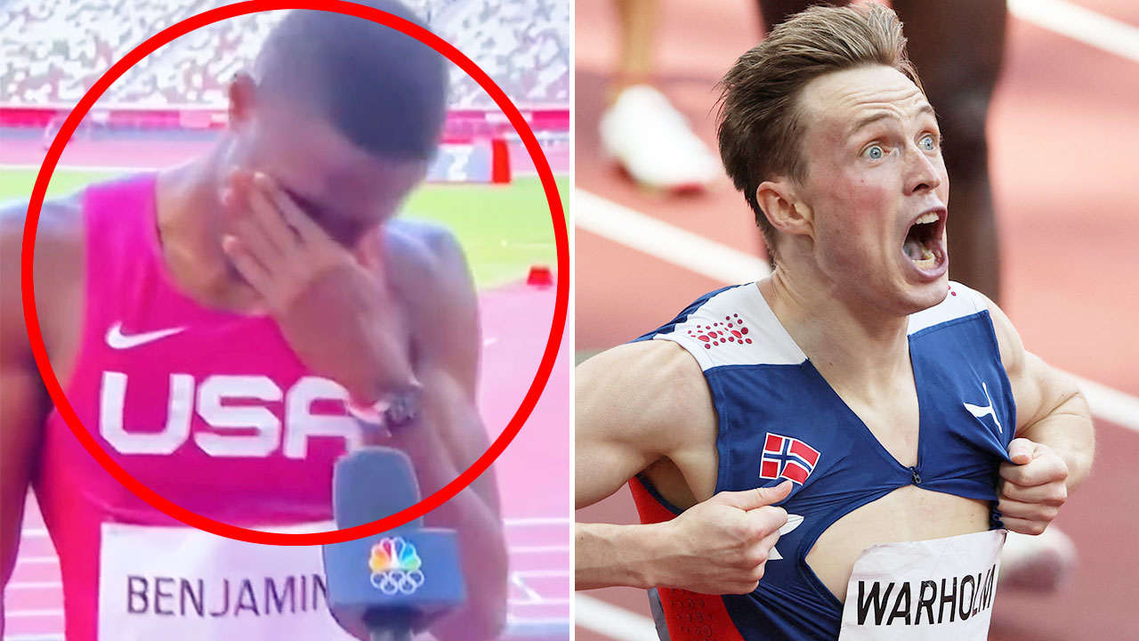 Devastating truth behind 'greatest race in Olympics history'