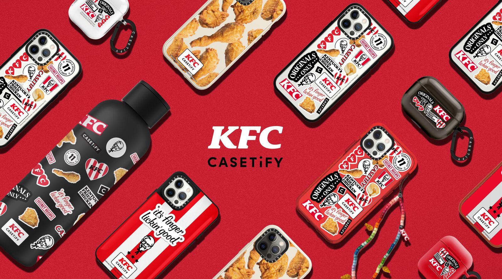 KFC x Casetify