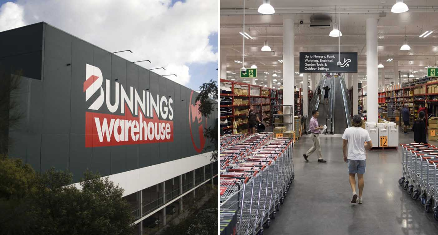 Bunnings finally forced to close doors under new restrictions