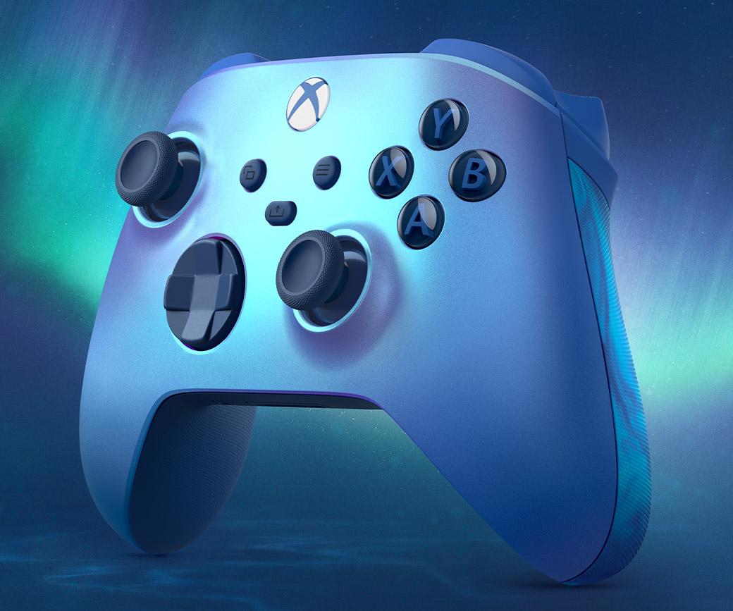Xbox Wireless Controller Aqua Shift Special Edition