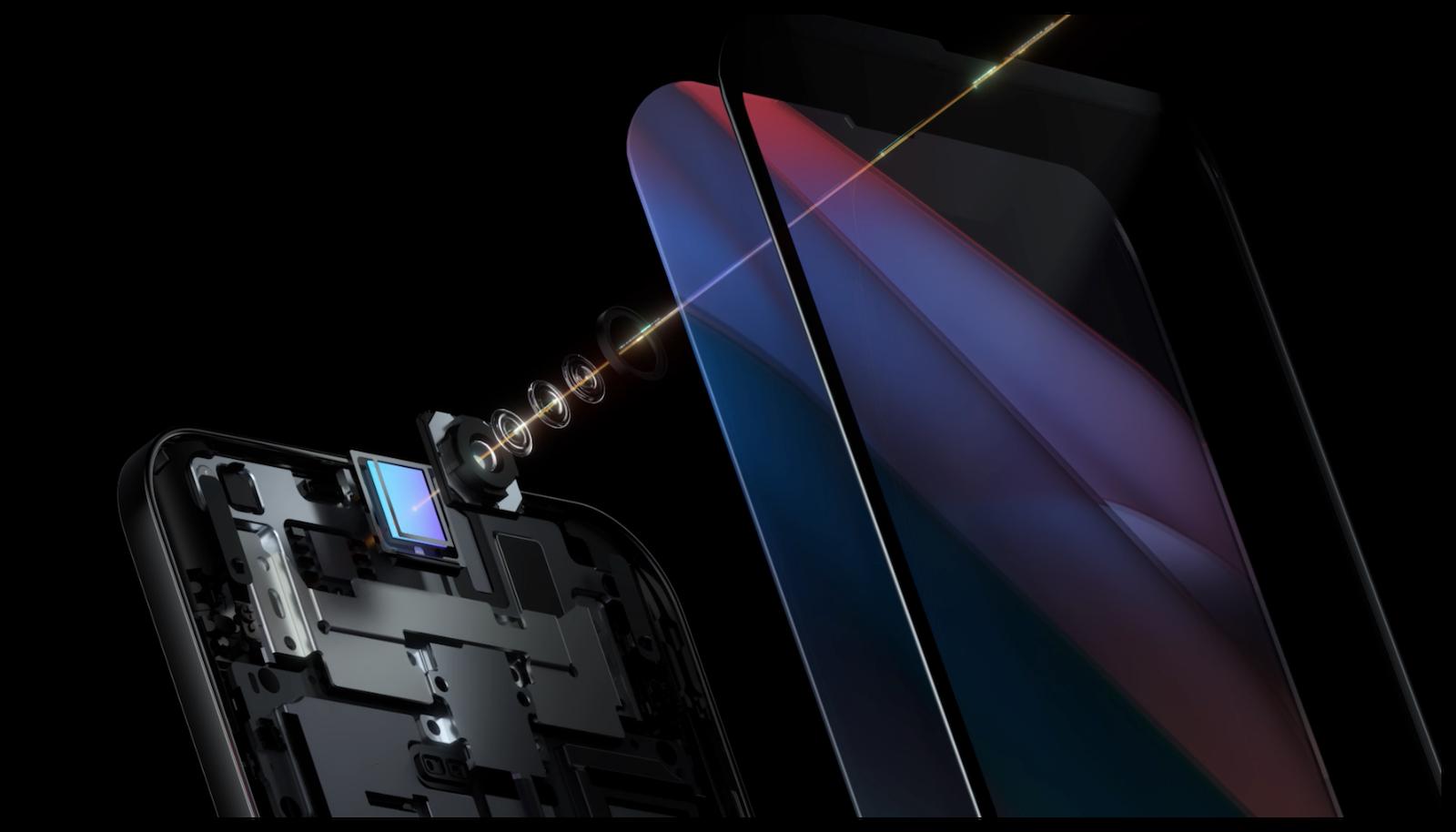 Oppo 第二代屏下相機