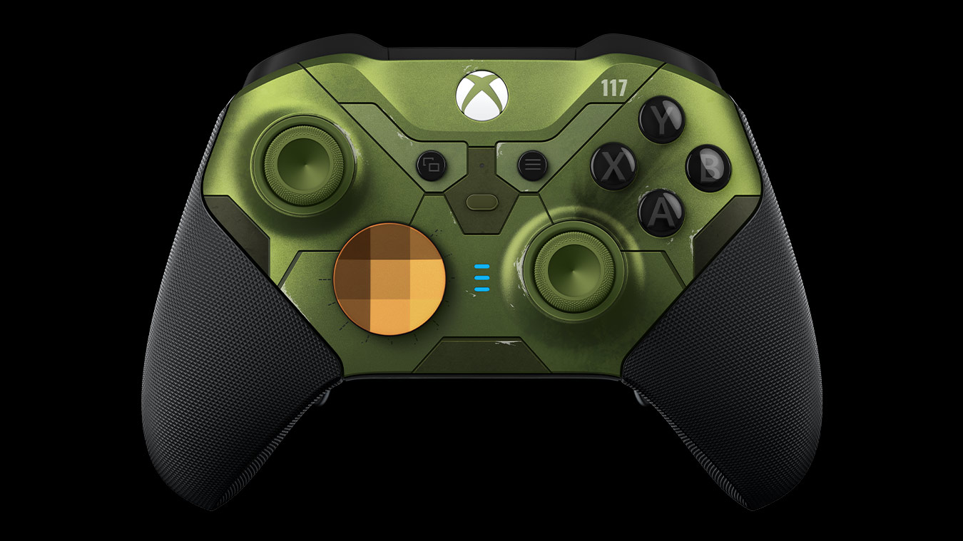 Xbox Elite Wireless Controller Series 2 Halo Infinite Limited Edition
