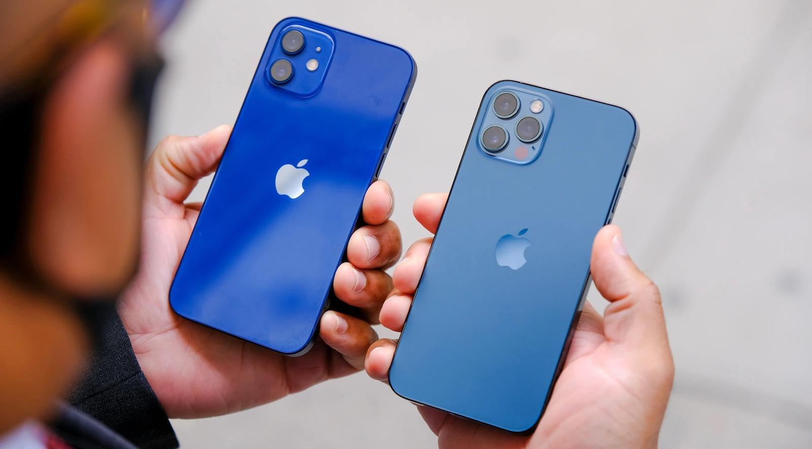 Apple iPhone 12 iPhone 12 Pro