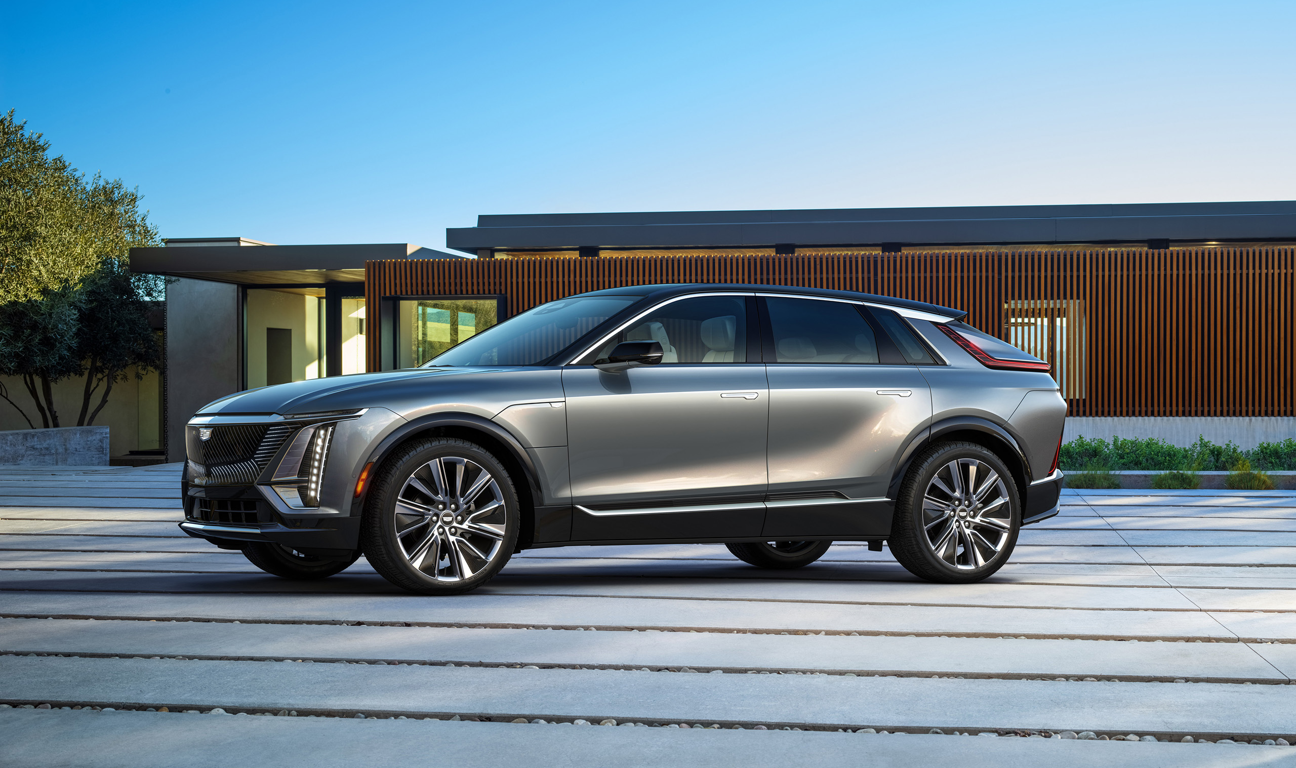 Cadillac Lyriq EV reservations open on September 18th