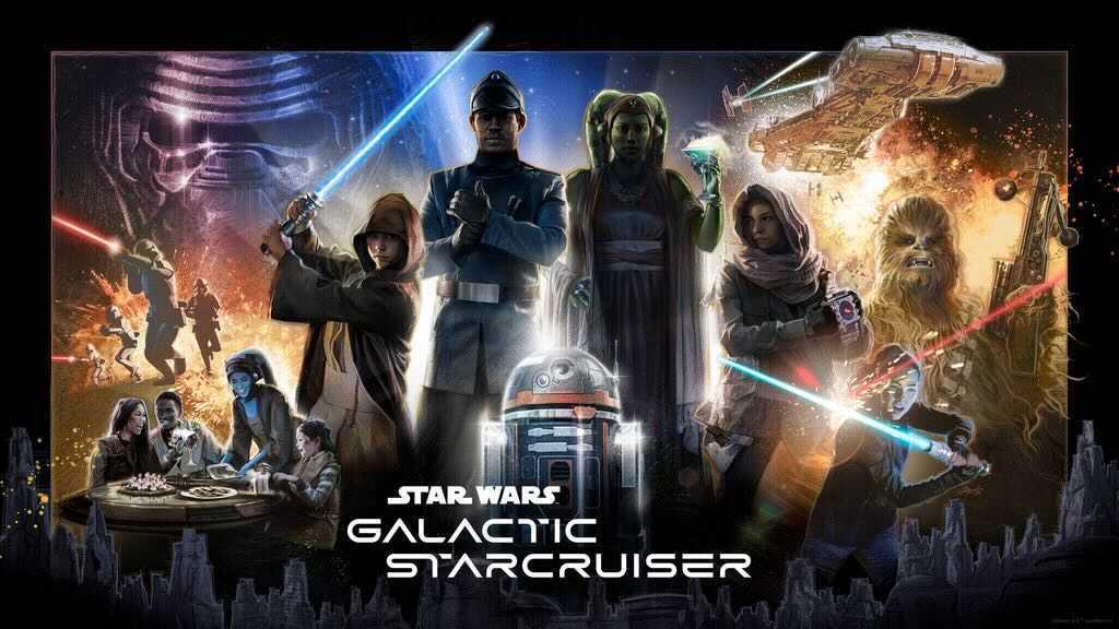 Disney Star Wars Galactic Star Cruizer