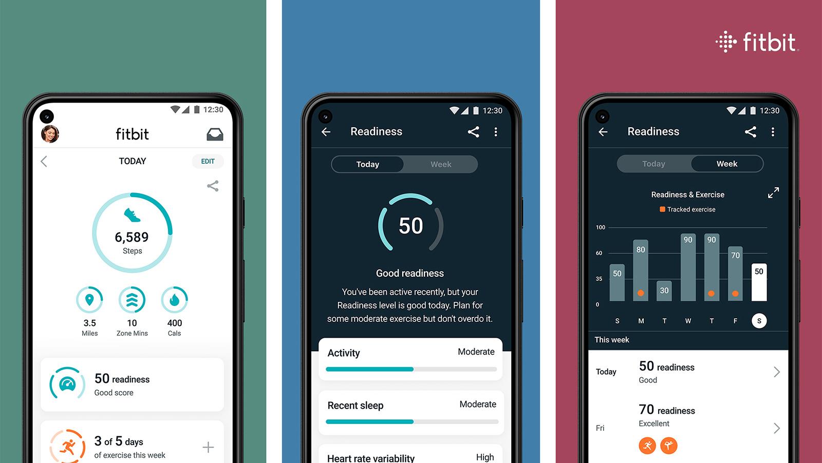 Fitbit Premium - Daily Readiness