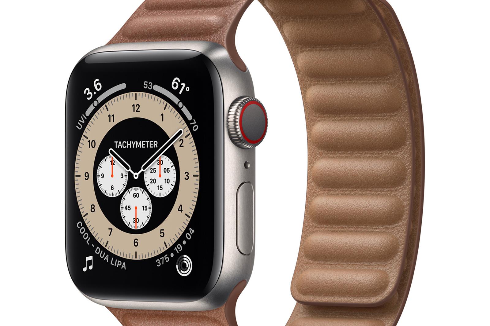 鈦金屬版 Apple Watch Edition