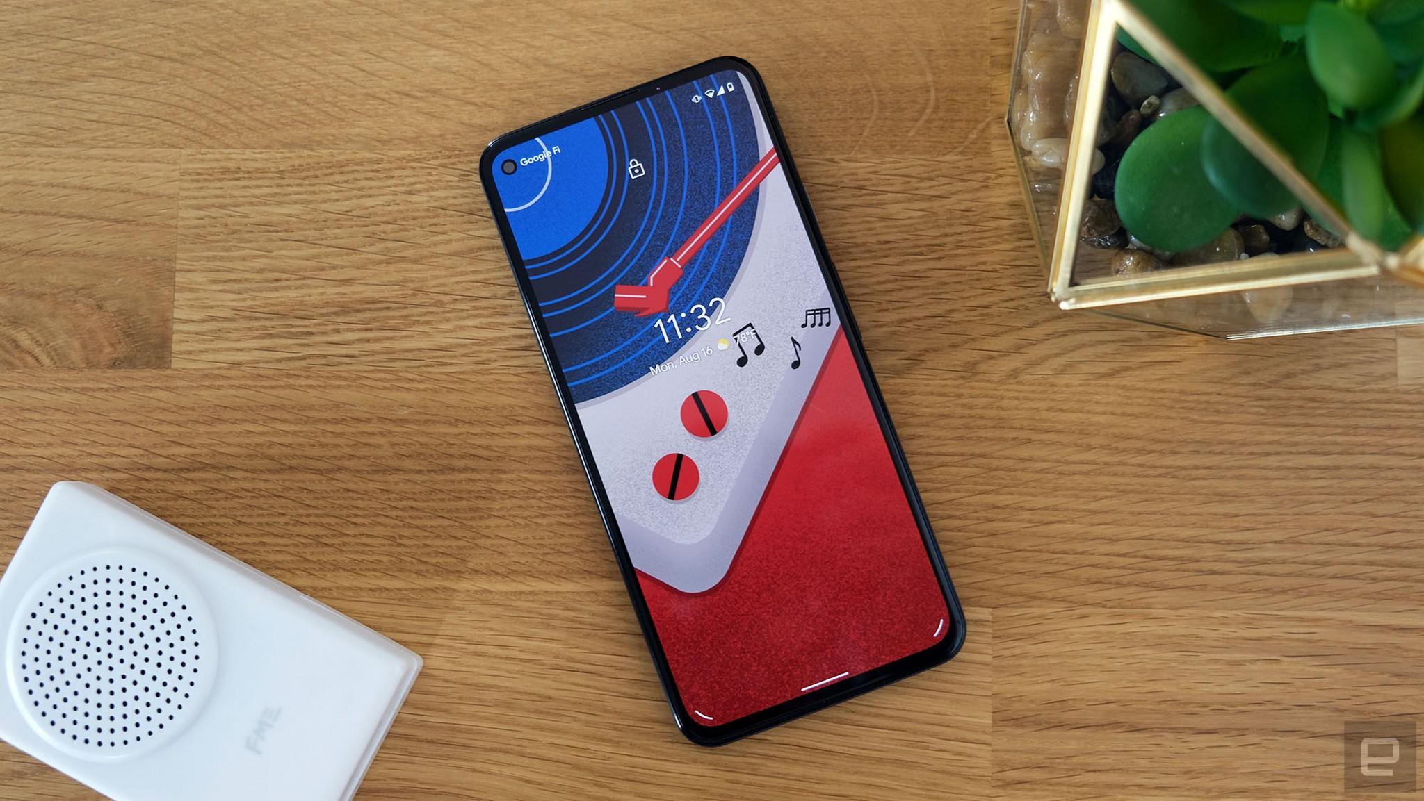 Pixel 5a review: The 4a 5G wasn't broken, so Google didn't fix it