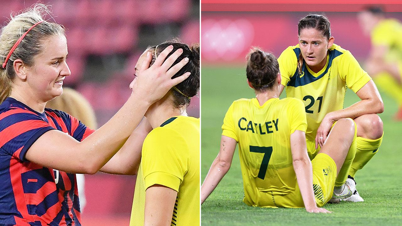 Olympic viewers rage over 'disrespectful' Matildas farce