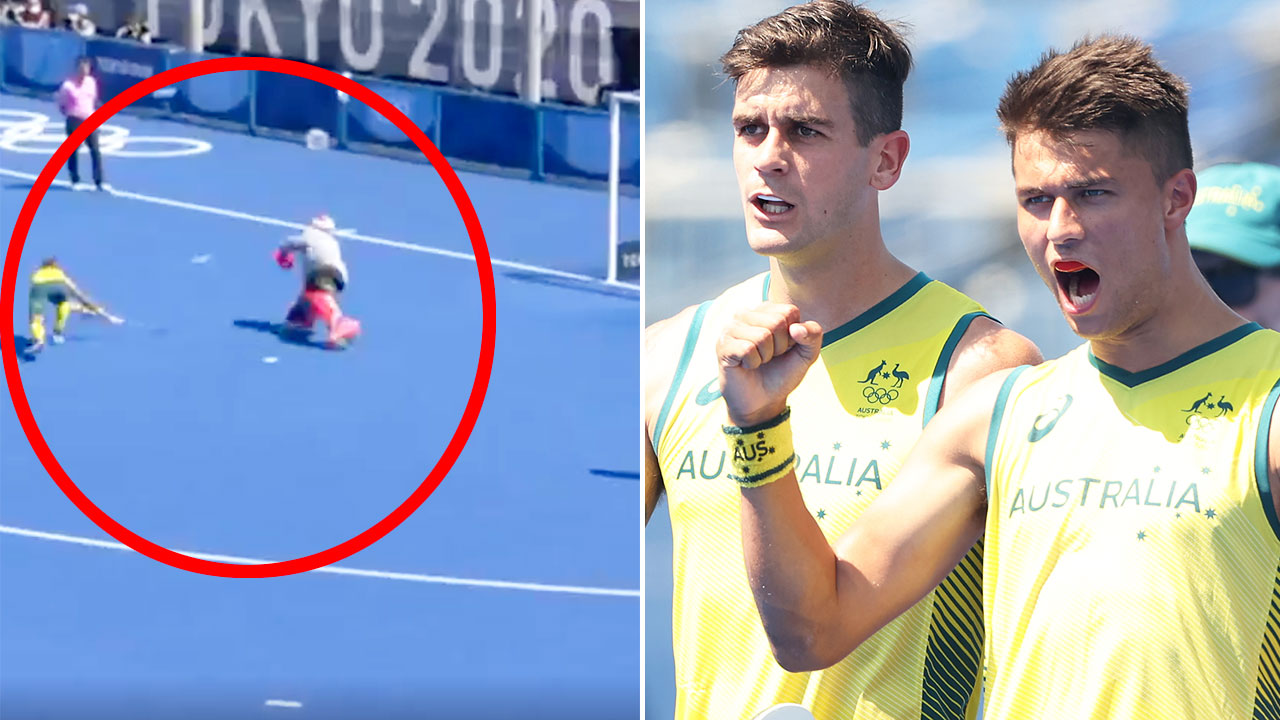 Fans erupt over brutal Aussie act at the Olympics