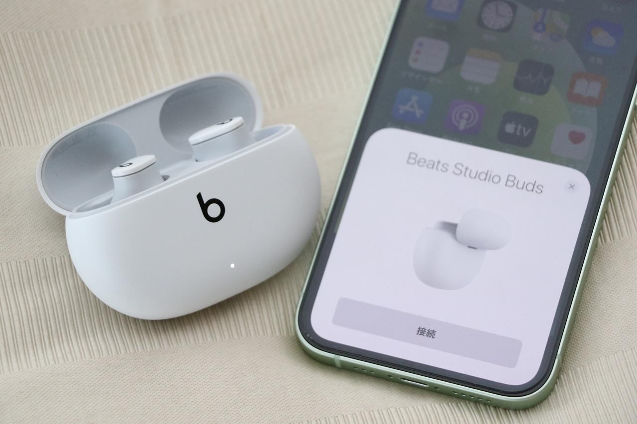 Beats Studio Buds iPhone