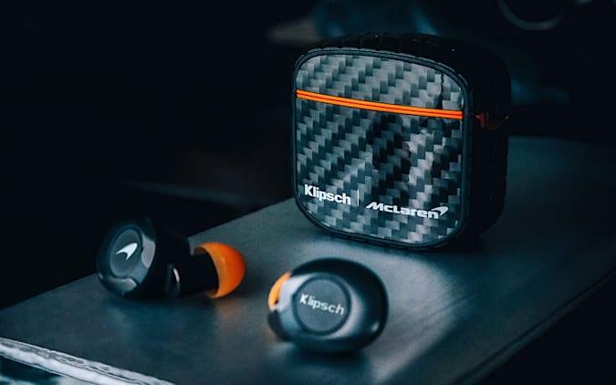 Klipsch T5 II ANC McLaren Edition