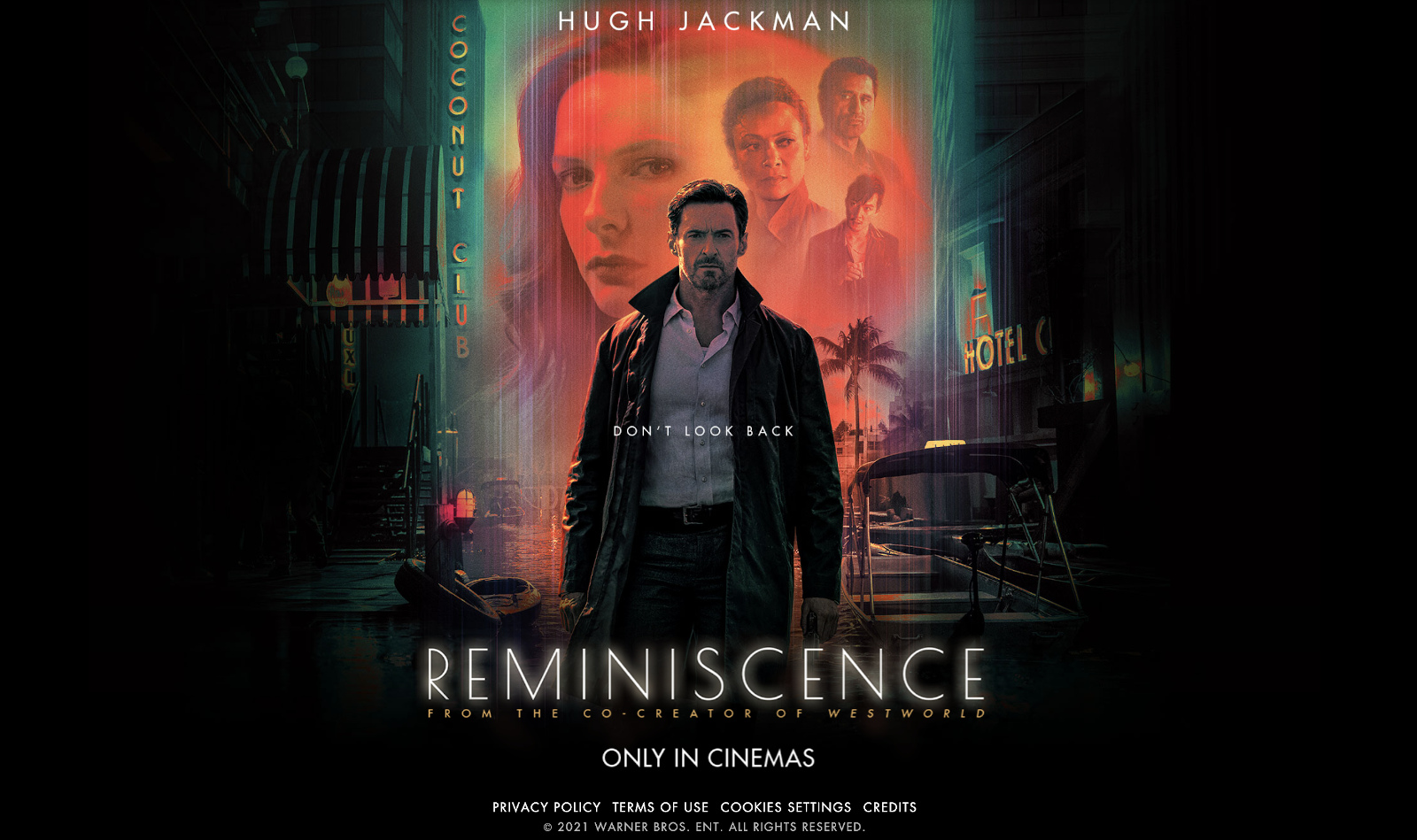 Warner Bros. promo  'Reminiscence' uses deepfake technology to put you in a trailer