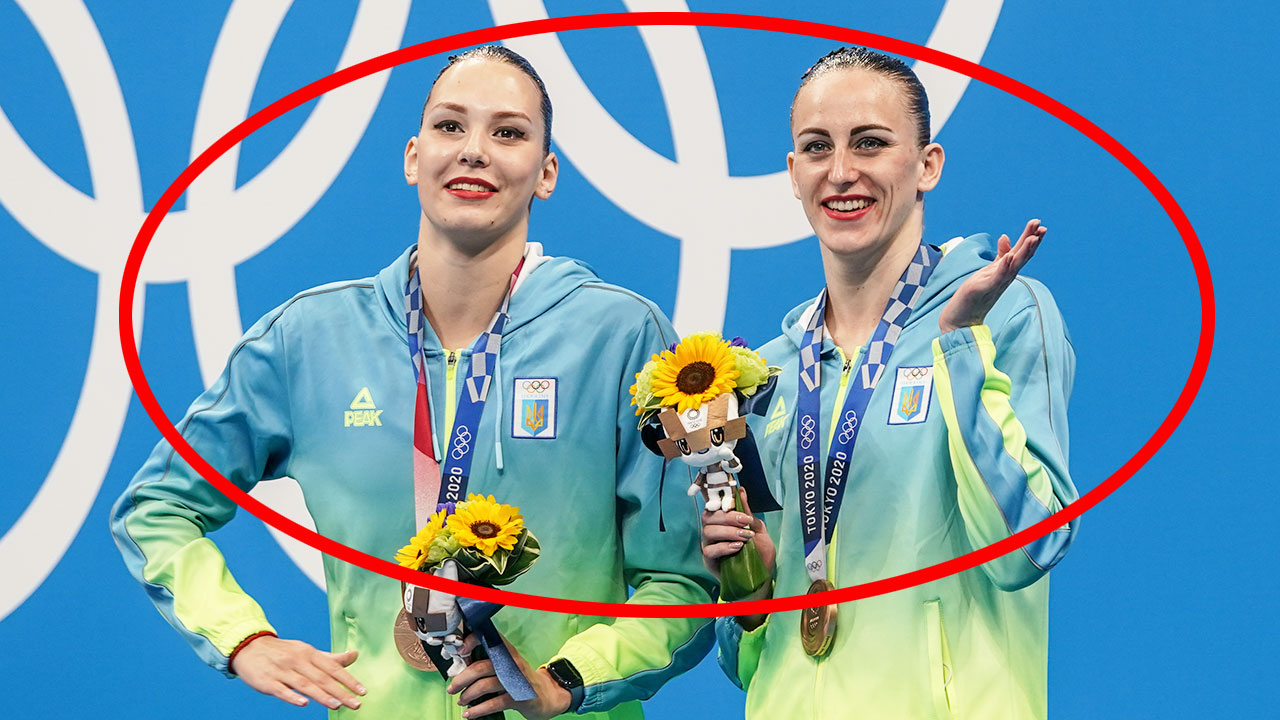 Ukraine team introduced as Russian in 'operational' Olympic gaffe