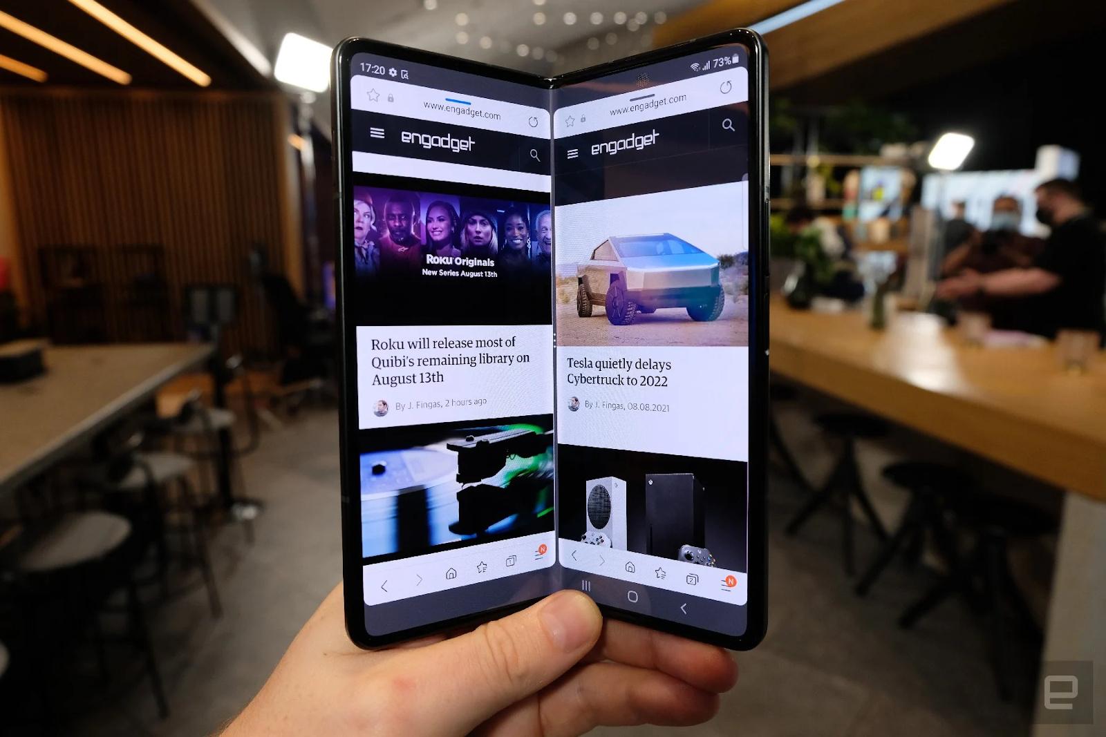 Samsung Galaxy Fold 3