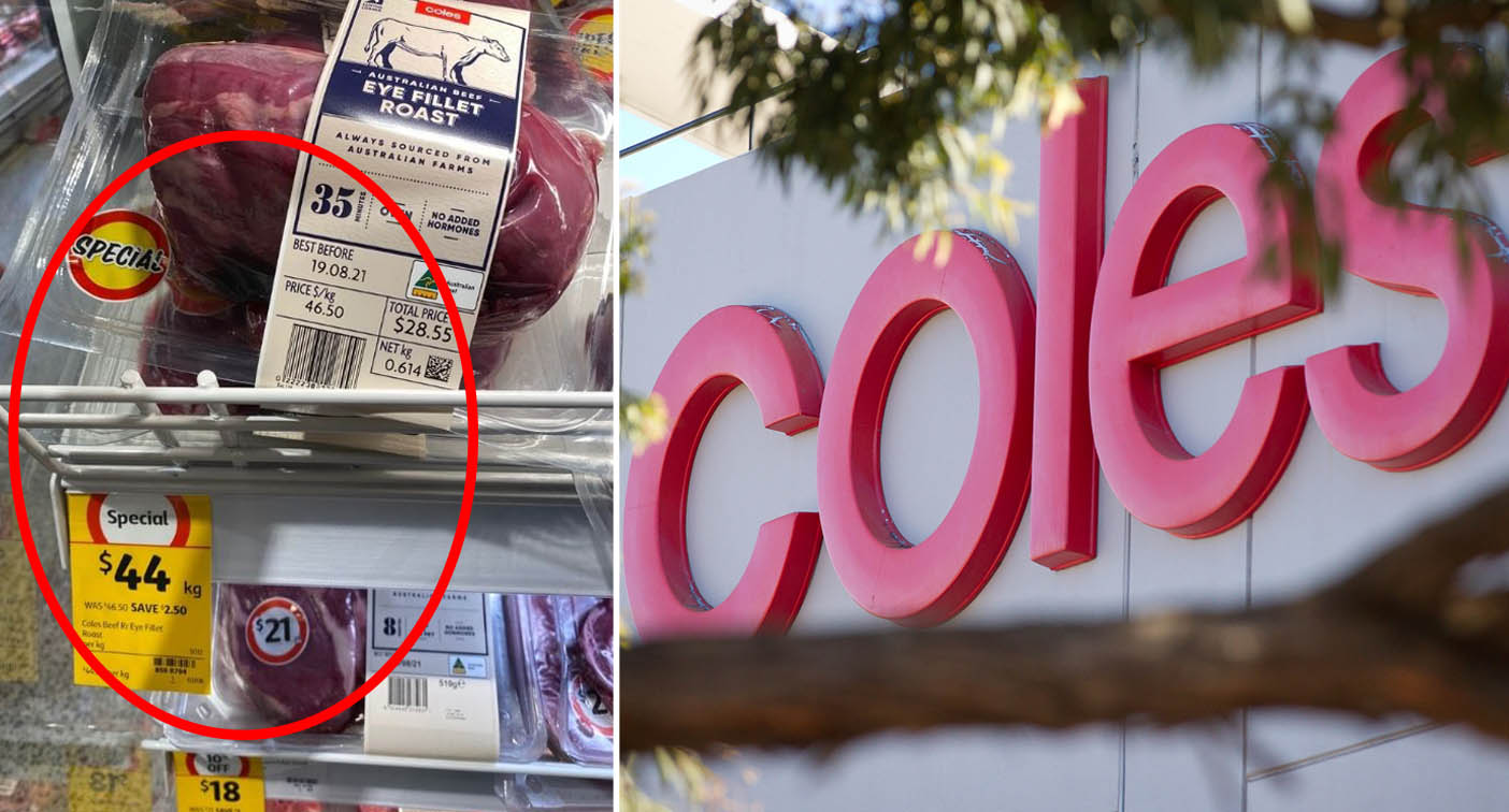 Coles customers stunned by obscure 'freebie' rule in every store