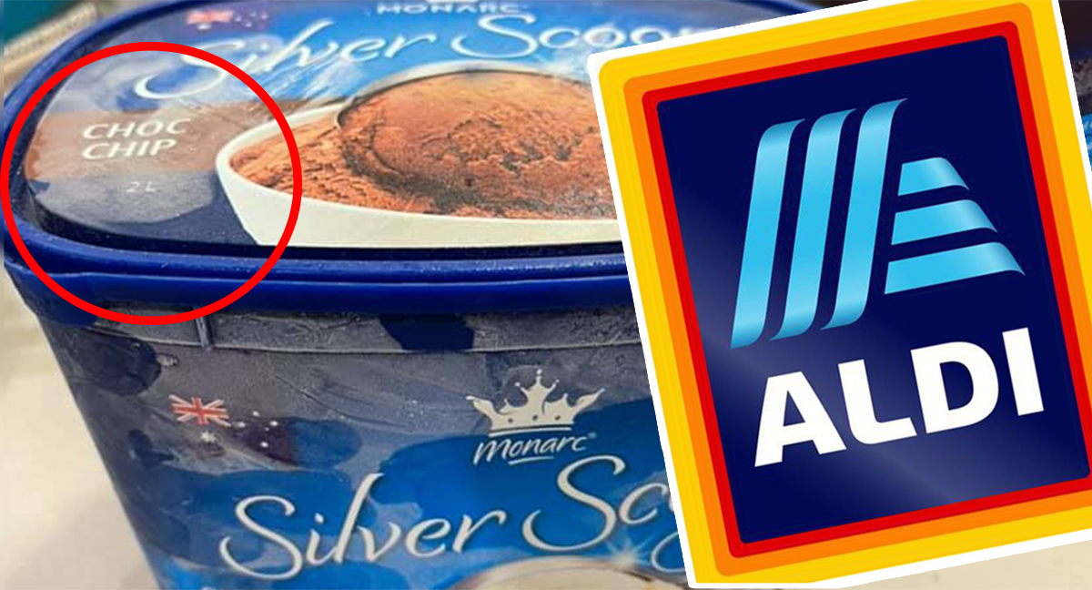 Hilarious Aldi ice cream fail goes viral: 'What did I get?!'