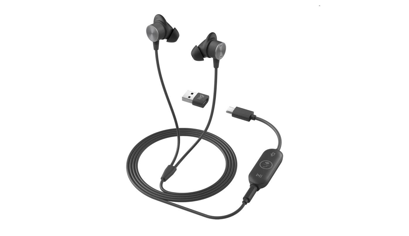 Logitech Zone Wired Earbuds
