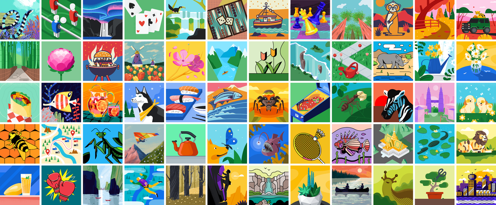 Google created illustrations you can use as profile pictures   Engadget
