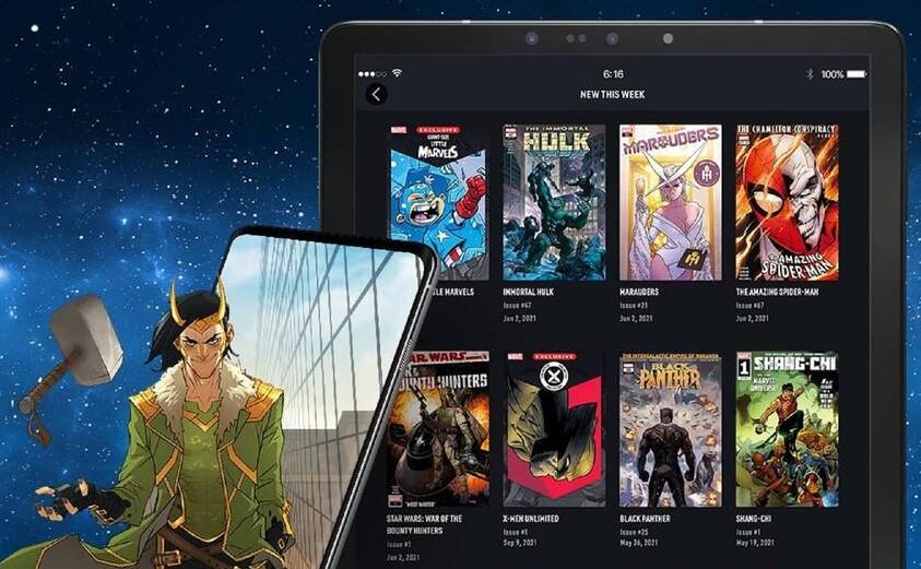 Marvel Unlimited çizgi roman uygulaması büyük bir revizyondan geçti | Engadget